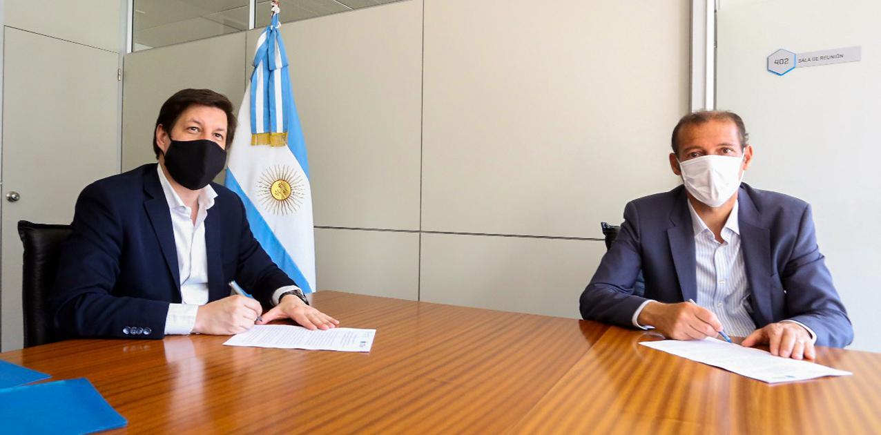 Neuquén firmó con el Ministerio de Ciencias un convenio para promover la innovación en la provincia